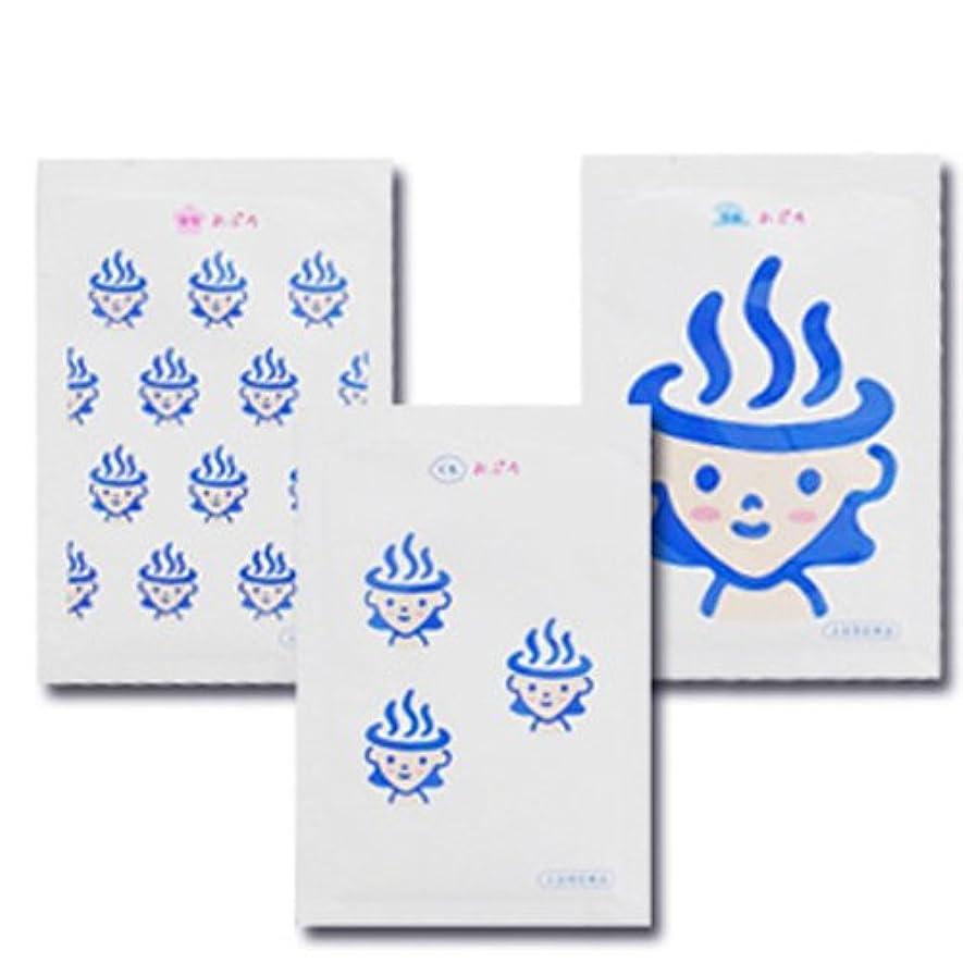クラフトのスコアほうきお風呂サプリ おぷろ 3包入り(3種×1包)