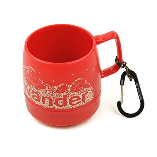 アンドワンダー DINEX red