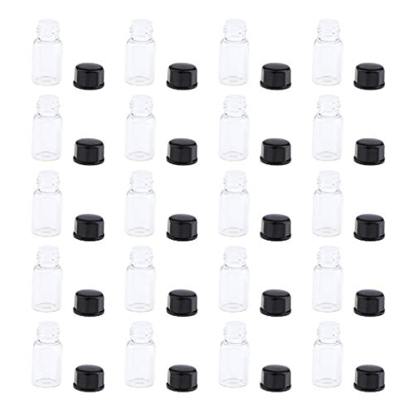 相続人スピーチ以下SM SunniMix 約20個 メイクアップボトル 空ボトル オイルボトル コスメ小分け容器 詰替え容器 ガラス瓶 全2種 - B
