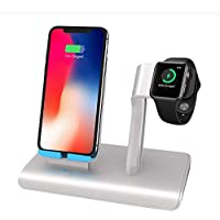 Qi ワイヤレス充電器 ワイヤレス充電器iPhoneXS/XS Max/XR/ iPhone8/8Plus / Android GalaxyS9/ iWatch Series1/3 など Qi認証取得 その他Qi対応機種 無線充電器 急速 iShiné