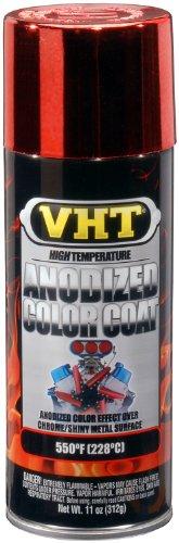 VHT ( ブイエイチティ ) アルマイトコートスプレー 325ml ( レッド ) SP450 (並行輸入品)【HTRC2.1】