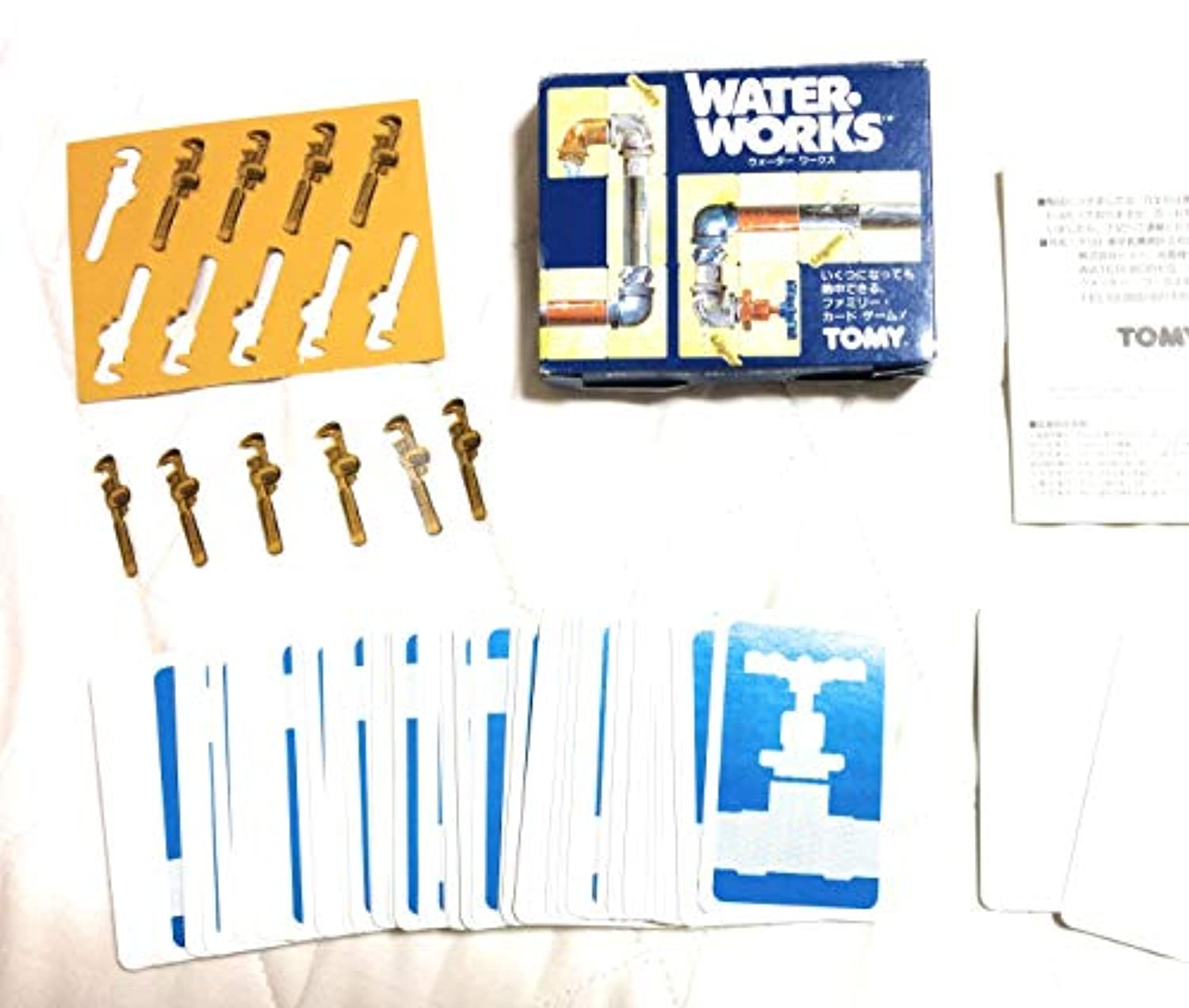 WATER?WORKSウォーターワークス/株式会社トミー