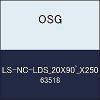 OSG リーディング LS-NC-LDS_20X90゚_X250 商品番号 63518