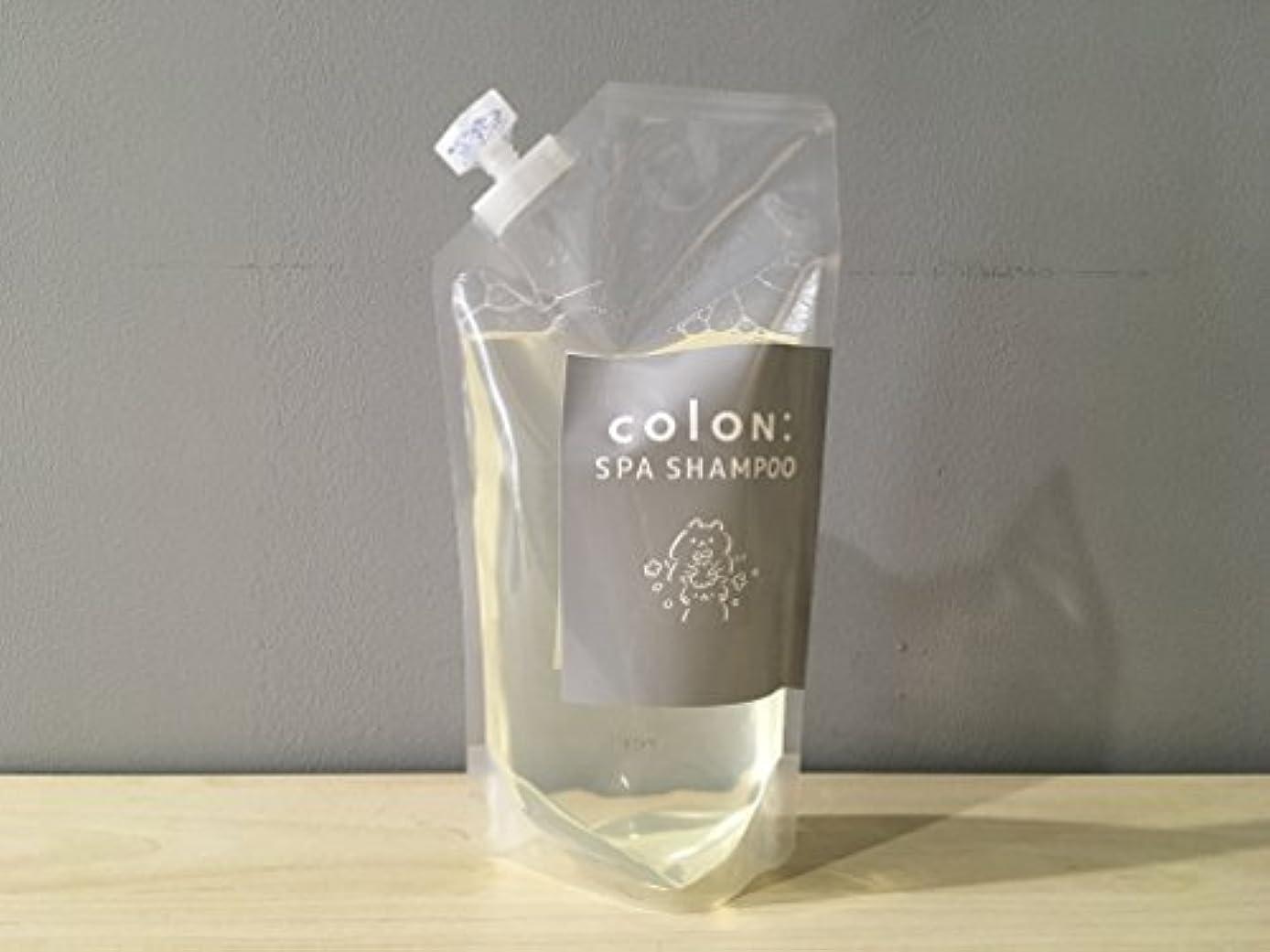 塗抹普及ピニオンcolon: SPA SHAMPOO (コロンスパシャンプー?コロシャン) 400ml