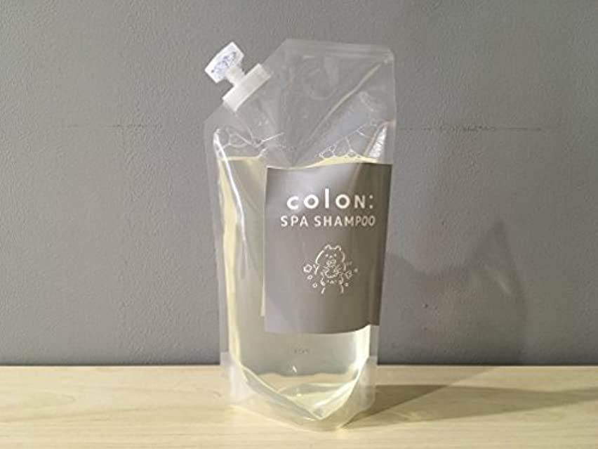 colon: SPA SHAMPOO (コロンスパシャンプー?コロシャン) 400ml