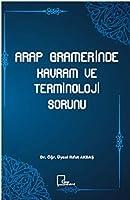Arap Gramerinde Kavram ve Terminoloji Sorunu