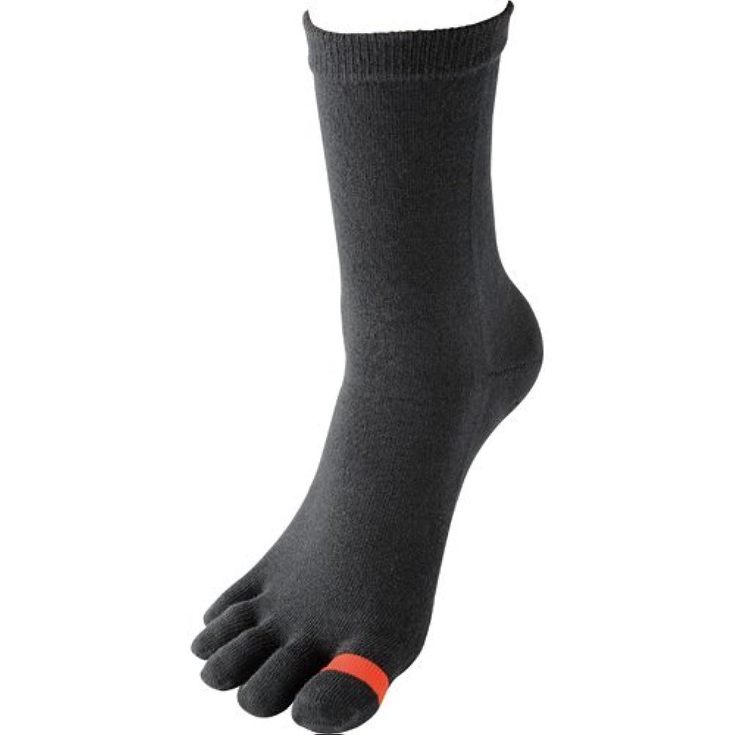 少なくとも人差し指寄託勝野式 親指リング靴下 履くだけ簡単 足裏ストレッチ効果で外反母趾対策