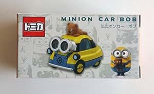 USJ 限定 商品 【 トミカ ミニオンカー ボブ MINION 】 ミニオンズ グッズ