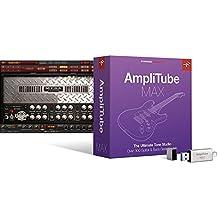 IK Multimedia AmpliTube MAX ギターサウンド・コレクション [並行輸入品]