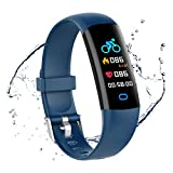 moreFit Fitness Tracker Health Watch,Kids Activity Tracker Calorie Watch with Sleep Monitor,Waterproof Swimming Tracker Watch with Heart Rate Blood Pressure Monitor,Pedometer Watch for Men Women