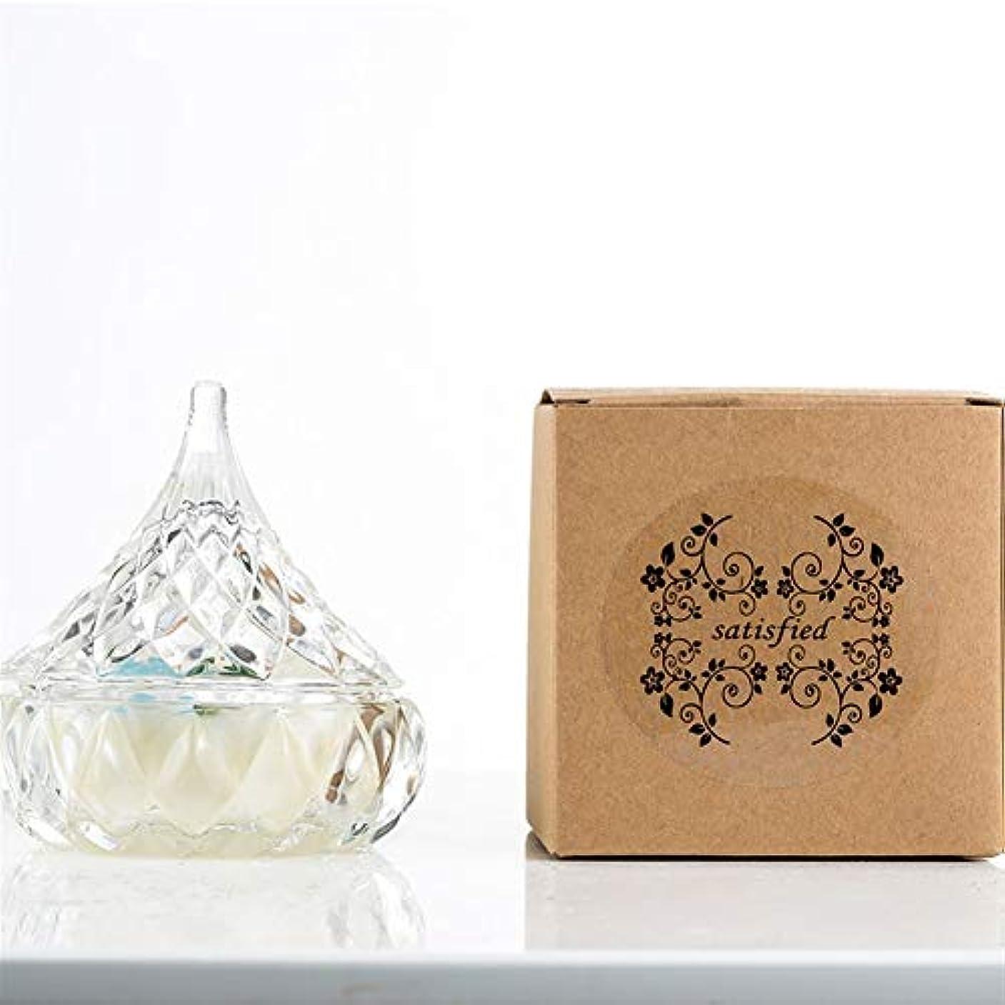 Guomao シンプルパオアロマセラピーエッセンシャルオイルラスティングフレグランス環境に優しい非毒性装飾用品キャンドル (色 : Lavender)