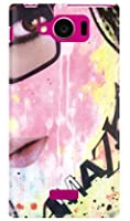 SECOND SKIN Code;C 「Amazin」 / for AQUOS PHONE SERIE mini SHL24/au ASHL24-ABWH-177-K042