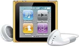 Apple iPod nano 16GB オレンジ MC697J/A
