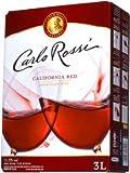 カルロ ロッシ カリフォルニア レッド 3L (赤) 【バッグ・イン・ボックス】