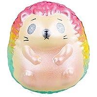 Squishies ジャンボ 低反発 子供用 Lovely Collection Toys かわいいギャラクシーハリネズミの香り付き ストレス解消おもちゃ
