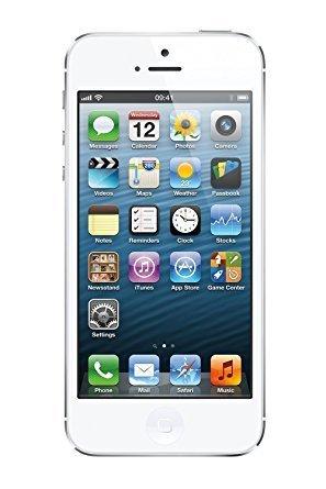 iPhone 5 16GB au [ホワイト&シルバー]...