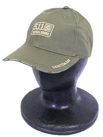 5.11 タイプ レプリカ サバゲー 帽子 キャップ ハット タクティカル ミリタリー アウトドア コンバット カジュアル ブラック OD オリーブドラブ tactical