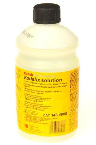 Kodak ケミカル コダフィックス ソリューション 1クオートボトル入り (液体) 1464080