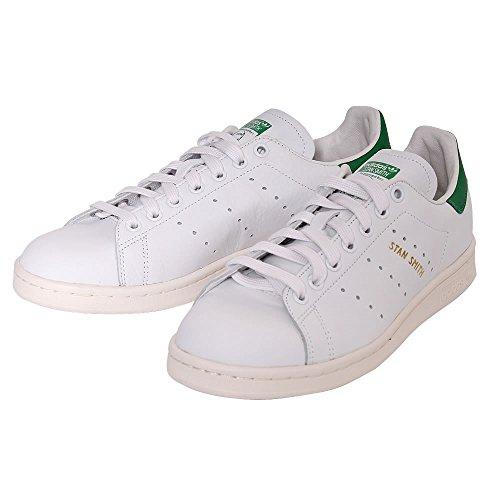(アディダス) adidas Originals STAN SMITH オリジナルス スタンスミス S75074 ホワイト/グリーン 26.0