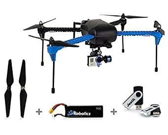 GoProカメラ搭載可能ドローン 3d Robotics Iris+ Multicopter [並行輸入品]