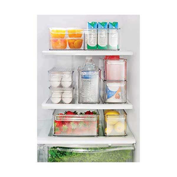 InterDesign 冷蔵庫用 卵入れ エッ...の紹介画像5