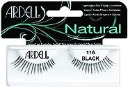 Ardell Natural Strip Eye Lashes, 116 Black