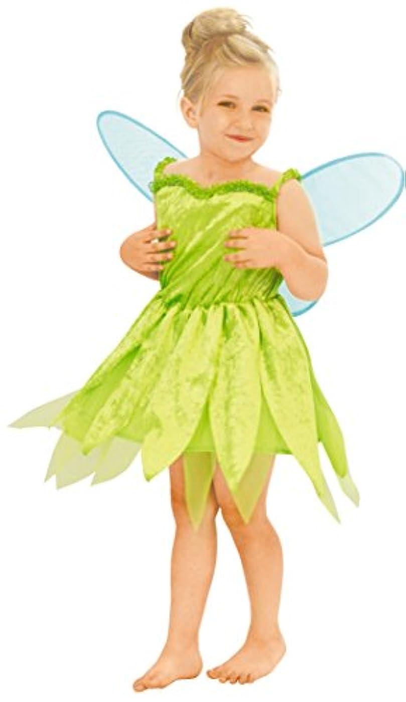 誤母性放課後ディズニー ピーターパン ティンカーベル キッズコスチューム 女の子 100cm-120cm
