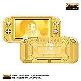 【任天堂ライセンス商品】タフプロテクター for Nintendo Switch Lite クリア✕イエロー 【Nintendo Switch Lite対応】