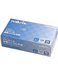 ナビロール医療ニトリル手袋(パウダーフリー) M /8-9956-12