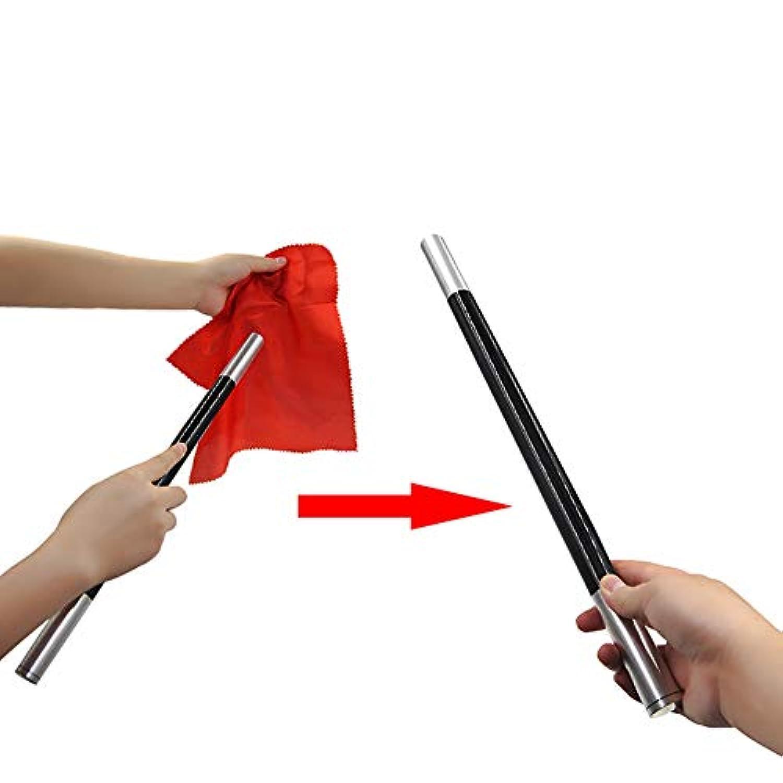 【手品道具 まじっく】スカーフが消える 棒 舞台の魔術道具 (スカーフ持参)