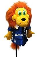 Chelsea FCチェルシーによってマスコットヘッドカバー。