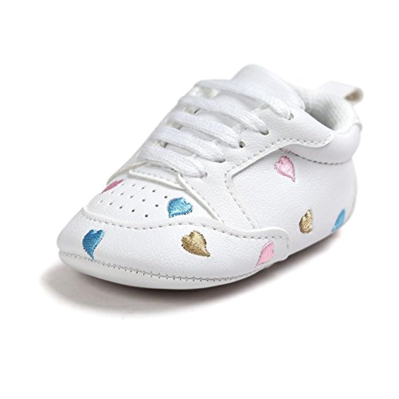 Zhengpin 星 PU レザー 柔らかいソール ベビー 女の子 男の子 運動靴