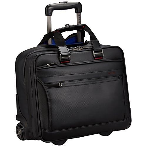 [バジェックス] BAGGEX キャリーバッグ ネオガードビジネスキャリー PC収納可能 雨の日対応 機内持込可  20L 33cm 2.7kg 23-5597 BK ブラック