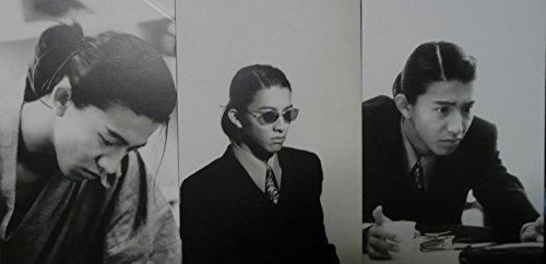 SMAP スマップ 木村拓哉 ポストカード POSTCARD サイズ:18㎝×12㎝ 3枚セット ★ ジャニーズグッズ