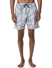 (サタデーニューヨーク) Saturdays NYC メンズ 水着?ビーチウェア 海パン Timothy Poppy Swim Shorts [並行輸入品]
