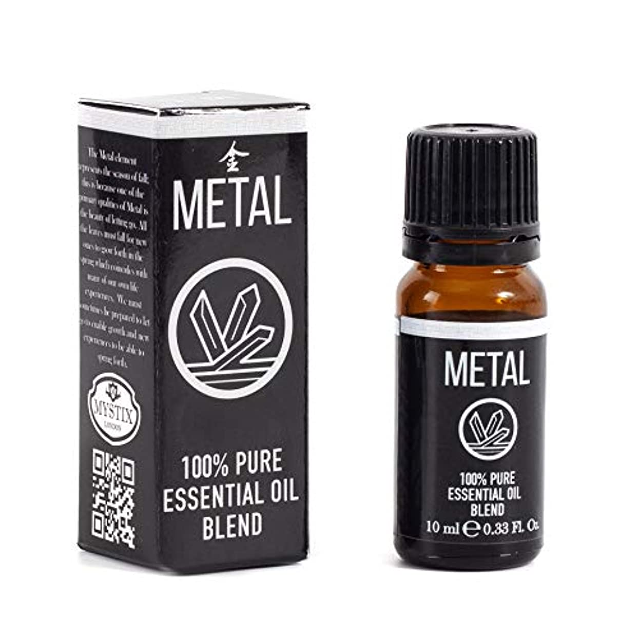 黒人コスチュームキルスMystix London | Chinese Metal Element Essential Oil Blend - 10ml