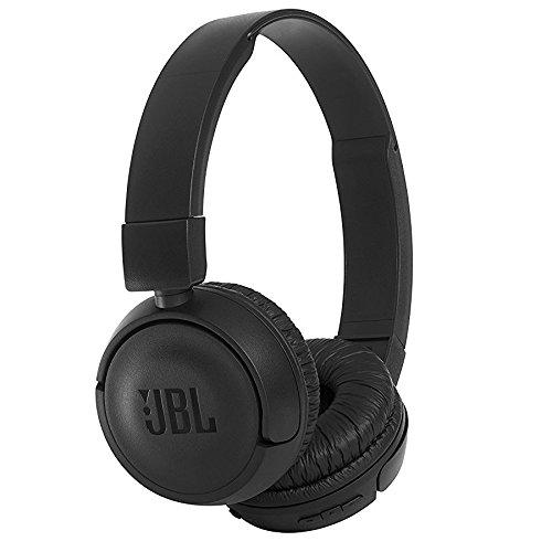 JBL T450BT Bluetoothヘッドホン 密閉型/オンイヤー/折りたたみ ブラック JBLT450BTBLK 【国内正規品】