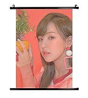 Fanstown KPOP 韓流 RED VELVET サマーミニアルバム「Summer Magic」写真のスクロールポスター (H19)