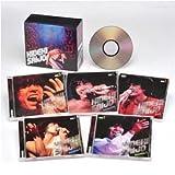 絶叫・情熱・感激 西城秀樹 CD4枚+DVD1枚 ds-853676