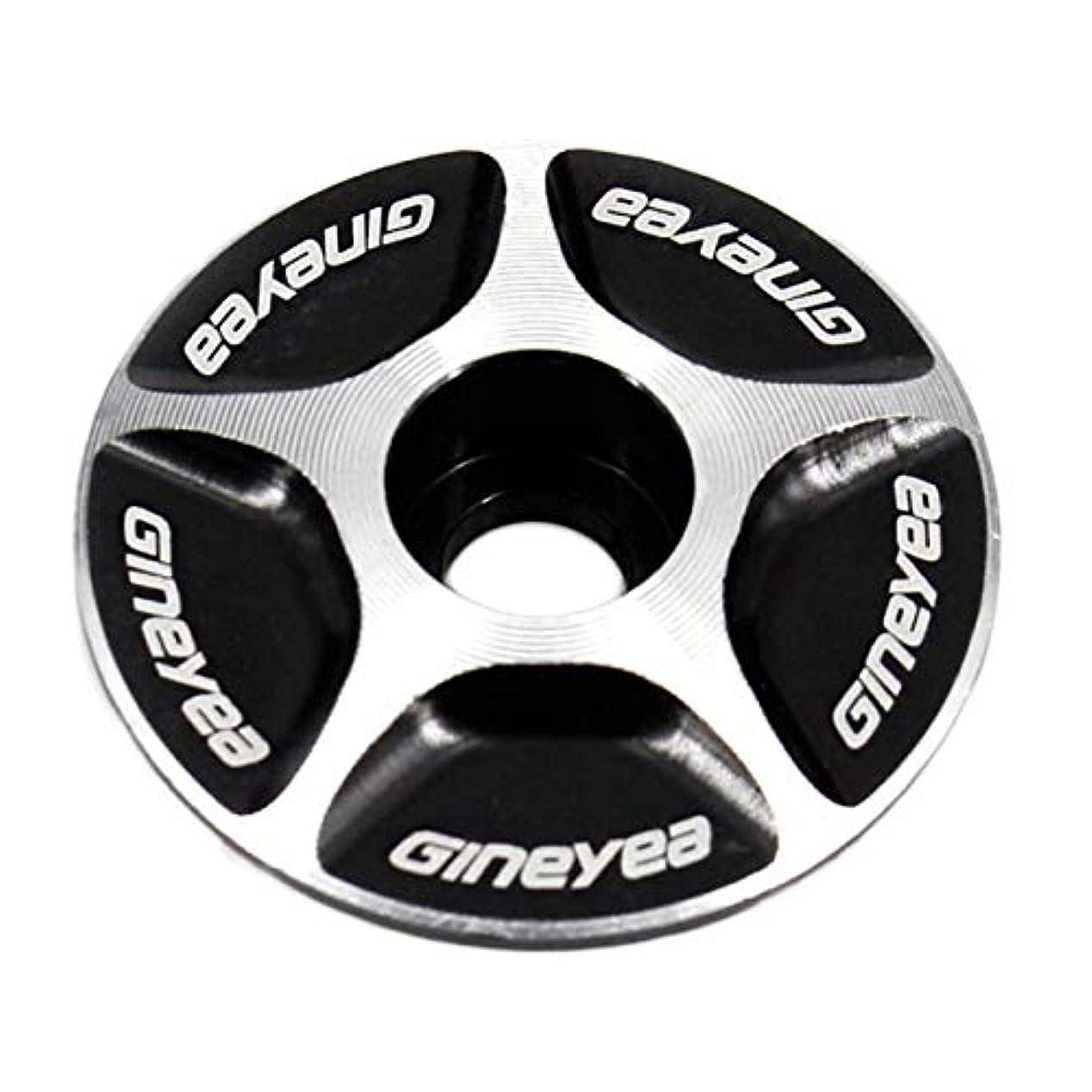 居住者アフリカ毎年DeeploveUU アルミスレッドレス1 / 1-1 / 8ロードMTB自転車ステムアクセサリーBici自転車サイクリングヘッドセットトップキャップカバーnew brand new brand