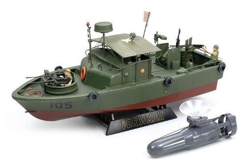 1/35 スケール限定シリーズ アメリカ海軍 PBR31 Mk.II ピバー 水中モーター付き