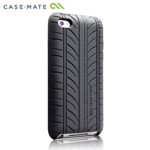 Case-Mate iPod touch 第4世代 専用 ブルーン!  シリコンケース ブラック CM015634
