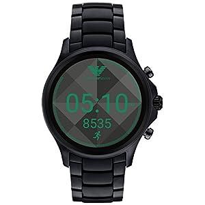 [エンポリオ アルマーニ]EMPORIO ARMANI 腕時計 ALBERTO タッチスクリーンスマートウォッチ ART5002 メンズ 【正規輸入品】