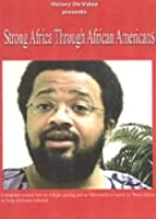 Strong Africa Through African Americans [並行輸入品]