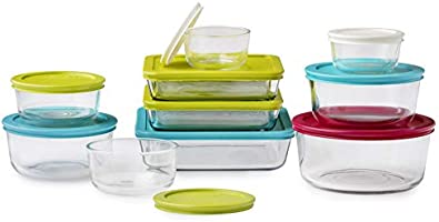 Pyrex Simply Store Glass Food Containers