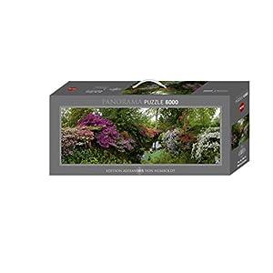 HEYE Puzzle ヘイパズル 29473 Alexander von Humboldt : Bodnant Garden (6000 pieces)