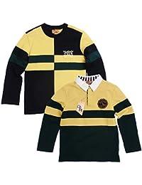 48dc676133bab Amazon.co.jp  グリーン - ポロシャツ   ボーイズ  服&ファッション小物