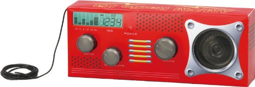 【科学工作】電気・磁気 AM/FMラジオ組立キット