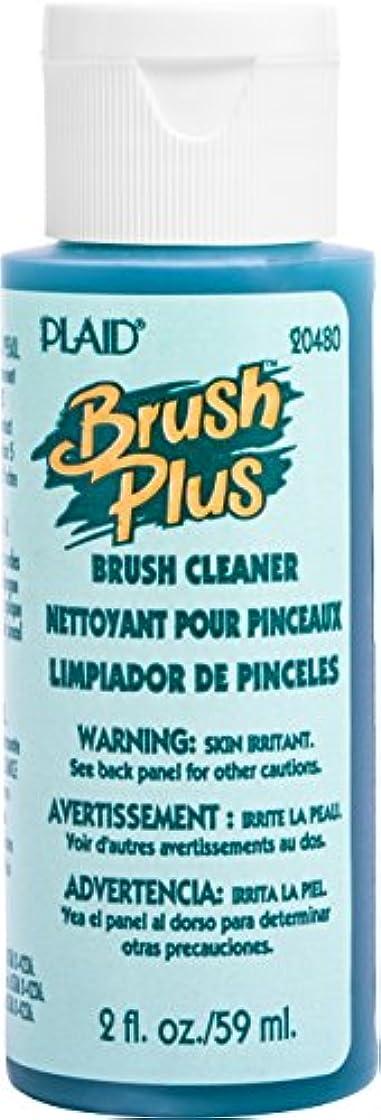 露出度の高いスチュアート島耐えるBrush Plus Cleaner-2oz (並行輸入品)