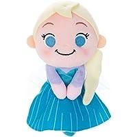 ディズニーキャラクター ちょっこりさん エルサ 高さ約13cm